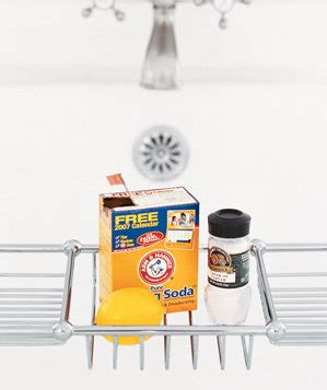 baking soda bathtub cleaner surprising cleaning new uses real simple