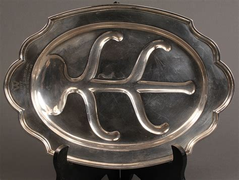 Tray Bagasi Innova Well Co Taiwan 1 lot 405 alvin co sterling presentation tray n h governor