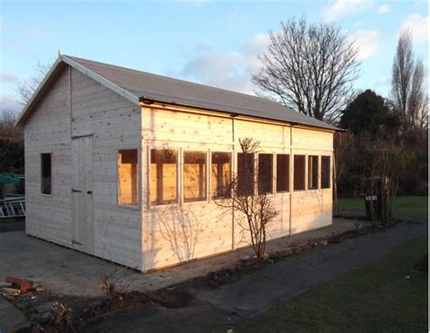 Large Sheds Prices by Large Apex Workshop Shed 6mx4 5m