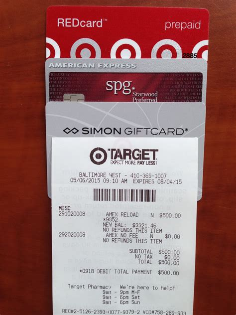 Target Gift Card Debit - breaking target redcard workaround points miles martinis
