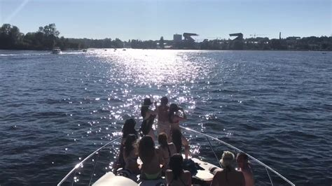 boating license seattle vlog summer in seattle boating pride my fav dancing