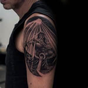 70 aquarius tattoos for men astrological ink design ideas