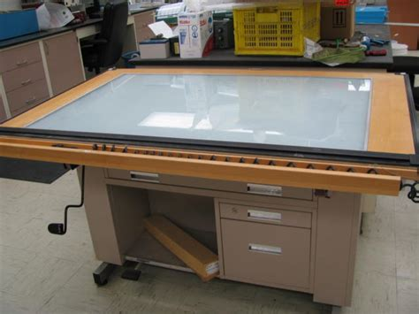 drafting light table for sale drafting light table item 1