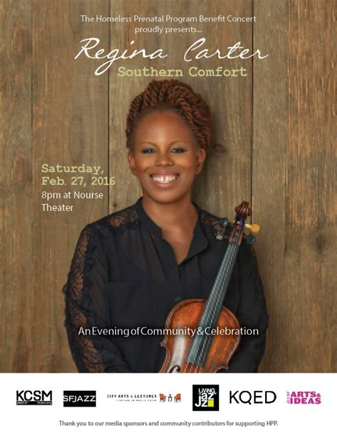 regina carter southern comfort regina carter s southern comfort at the nourse theater at