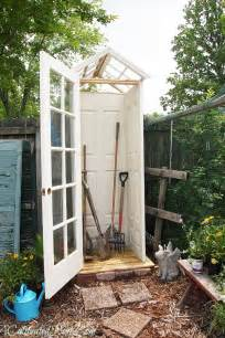 Small Garden Shed Ideas Diy Garden Shed From Upcycled Materials