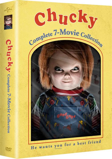 film ro3b chucky complet chucky complete 7 movie collection dvd clickii com
