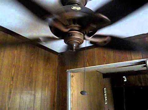 hunter greenwich ceiling fan hunter greenwich ceiling fan youtube