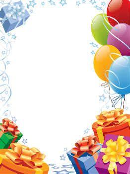 cornici per compleanno pi 249 di 2640 cornici gratuite da bambini per le foto