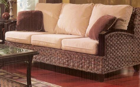 Rattan Sleeper Sofa Rattan Sleeper Sofa Kensington