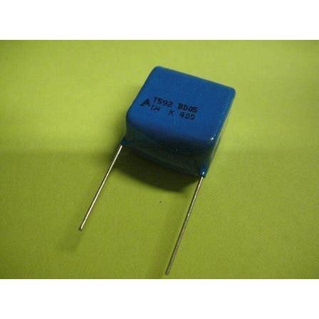 capacitor de poliester 1uf 400v capacitor de poliester 1uf 400v 28 images capacitor poliester metalizado 680nf 100v hu