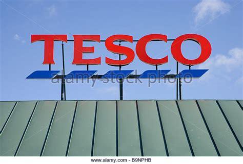 tesco mobile sign in tesco sign stock photos tesco sign stock images alamy