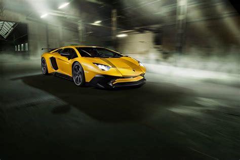 Tuned Lamborghini Aventador This Novitec Tuned Lamborghini Aventador