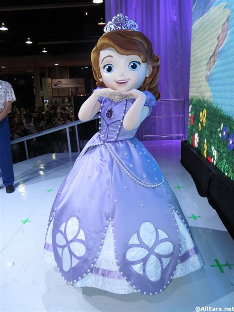 Sofa The Frist by Meet Sofia The Now Appearing At Disney S