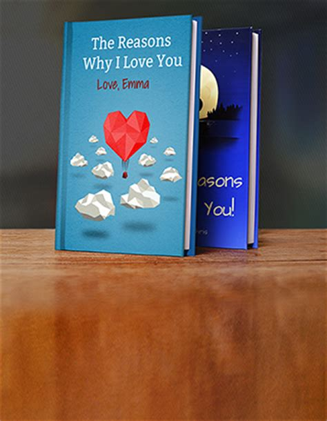 how to on your lover books personalized gift book that says why you someone
