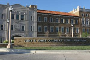 Tech Mba Rankin by Rawls College Of Business Joins Businessweek Rankings