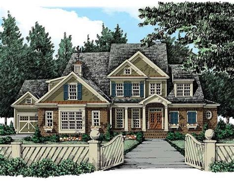 eplans mansions eplans new american house plan four bedroom new american
