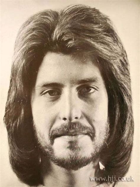hairstyles of the 1970s 1970s the most romantic period for men s hairstyles