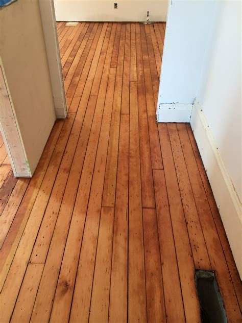Fir Flooring Restoration ? Calhoun and Sons hardwood flooring