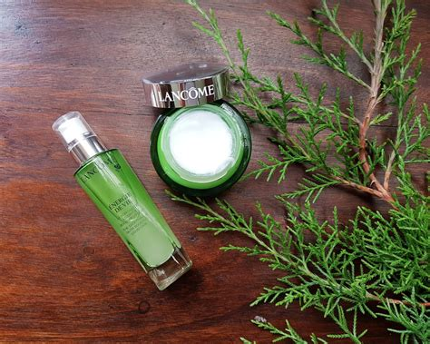 Lancome Goes Green by Lanc 212 Me 201 Nergie De Vie Our Favorite Style