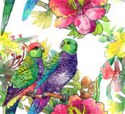 Kunst Mit Nägeln by Tropisches Muster Stockbilder Bild 30125794