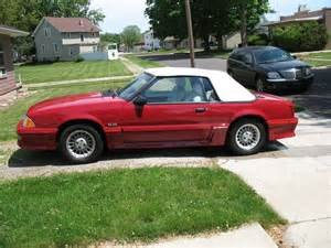 1988 Ford Mustang Gt 1988 Ford Mustang Pictures Cargurus