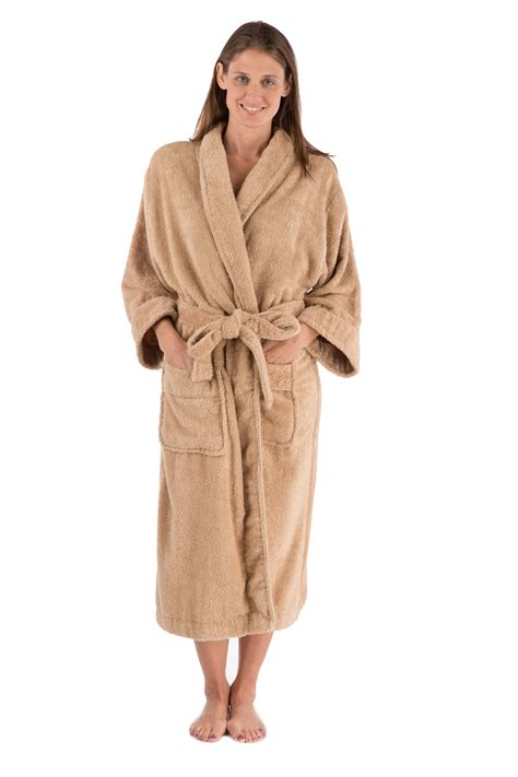 amazon com blubi men s breathable terry cloth solid color warm opulent bamboo women s terry robe bamboo fiber