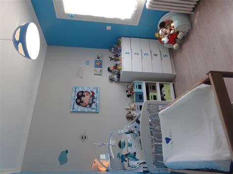 chambre bebe garcon bleu gris chambre b 233 b 233 gar 231 on bleu gris photo 1 1 suspension
