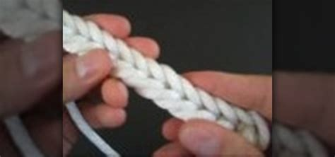 Simple Decorative Knots - how to tie a bugle cord decorative knot 171 sewing