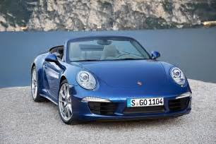 Porsche Carera Porsche 911 4 And 4s Official For 2013 Slashgear