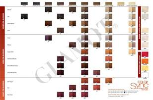 matrix hair color chart matrix color sync glamot