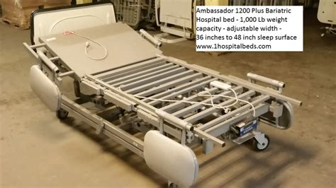 medical beds for sale ambassador 1200 bariatric hospital bed hospital beds