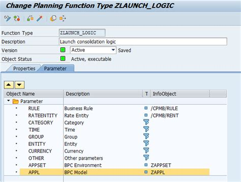 sap rsplan tutorial how to launch consolidation via rsplan sapspot