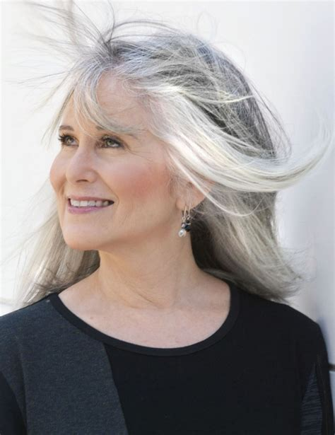 Hairstyles For With Gray Hair 50 by Gray Hair Hairstyles For Gray Hair Hairstyles For