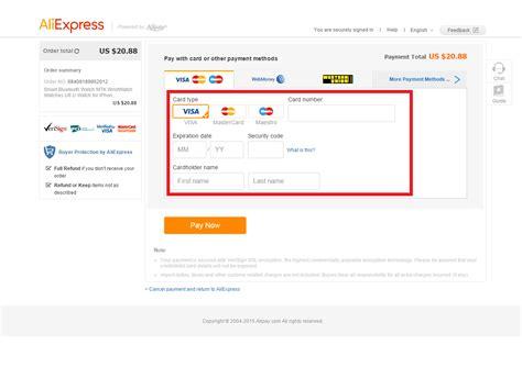 Aliexpress Number   jak platit na aliexpress metody platby n 225 kupy z č 237 ny cz