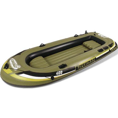 vidaxl nl opblaasbare boot met pomp en peddels 340 cm - Opblaasbare Boot