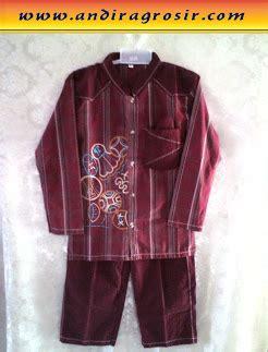 Setelan Baju Koko Anak Koko Randy koleksi andira grosir baju anak murah