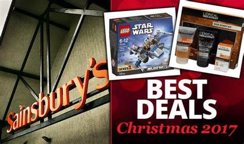 sainsbury s best christmas gifts deals and discounts