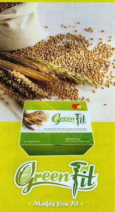 Green Fit Pelangsing pruduk avail greenfit minuman herbal pencernaan sehat