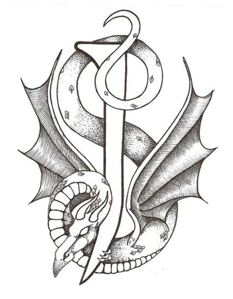 tattoo dragon letters dragon letter j by tamara newman artwanted com