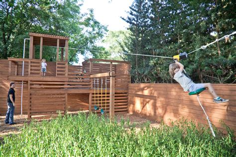 building a backyard fence magnificent wood playsets in kids traditional with