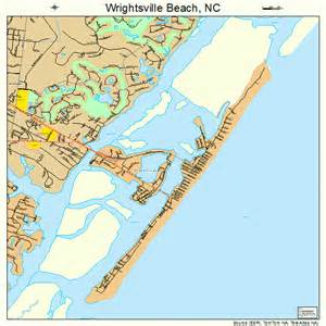 wrightsville carolina map 3775820