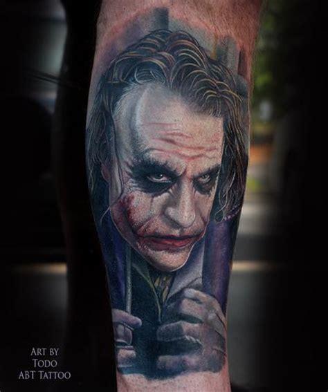joker eyes tattoo todo s tattoo designs tattoonow
