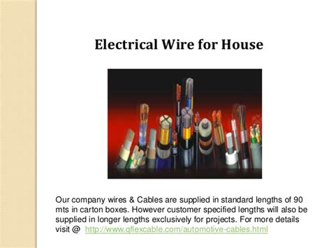 comfortable best electrical wire for house ideas