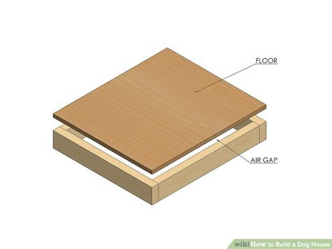 how to warm a dog house how to build a dog house with pictures wikihow