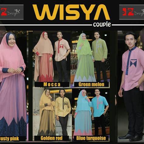 Wisya Syari By Iz Design wisya syari by iz design distributor gamis branded original murah