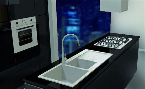 lavelli bianchi lavelli in materiale composito per la cucina