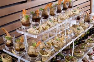 wedding reception with food stations food station trends in catering embrace buffet foods for