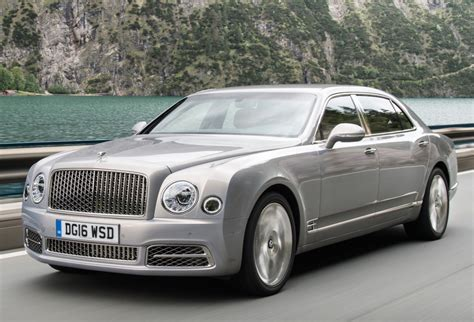 Bentley Mulsanne Extended Wheelbase 2016 Pr