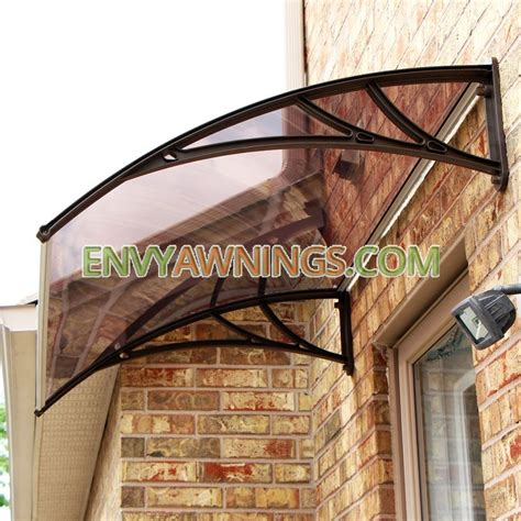 Diy Window Awning Kits by Door Awning Diy Kit Onyx 120 Door Awnings