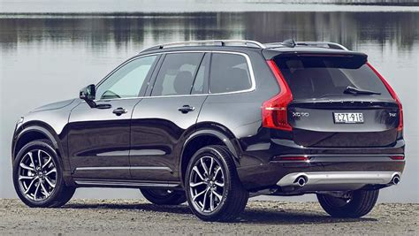 volvo xc90 2015 volvo xc90 t6 momentum review carsguide